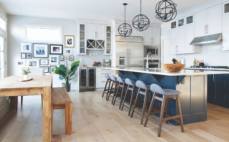 Multifunctional Kitchen Room Example